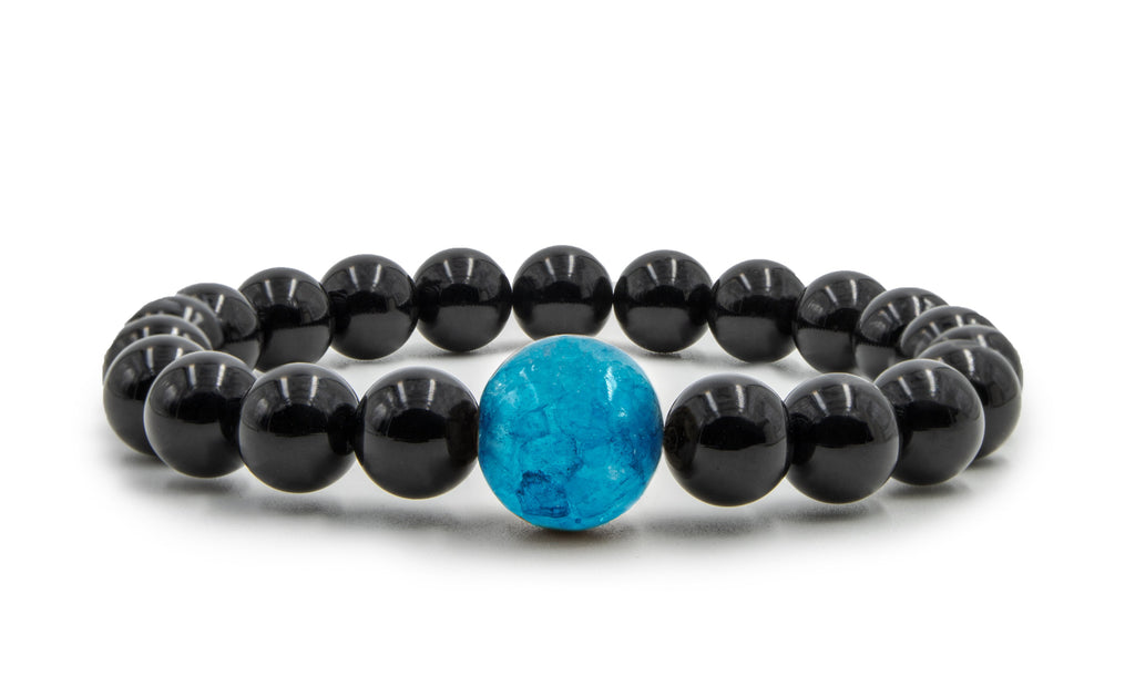 Ocean Salt | Black Agate