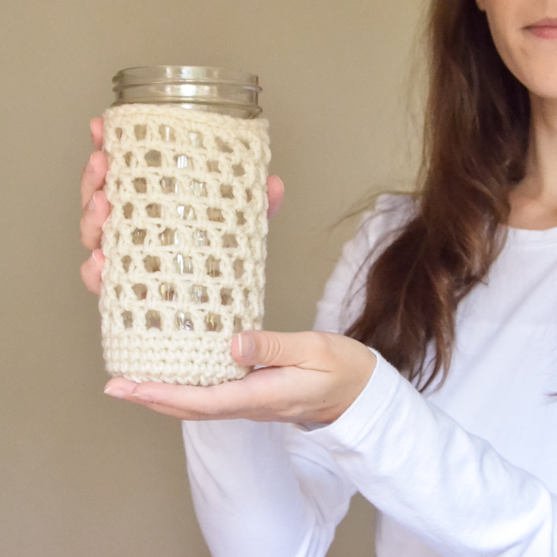 nautical-drink-cozy-crochet-mason-jar-cover-cream