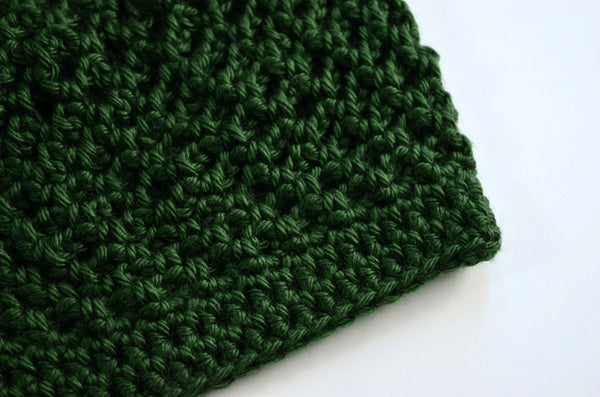 GREEN ADVENTURE BEANIE Toboggan Cap