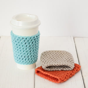 coffee sleeve set - autumn days - rallisonshop.com