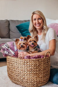 Smalldog Official Dog Mom with, Female Yorkie, Yorkies, Yorkie Sisters