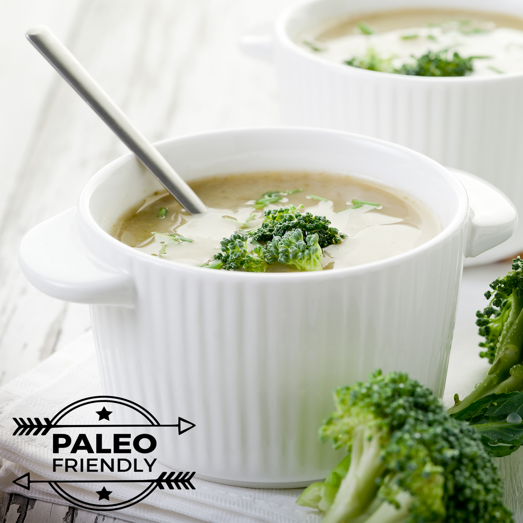 Cooking With Camel Milk: Broccoli Soup
