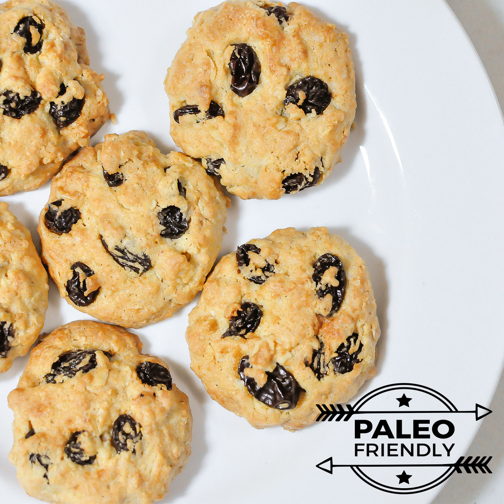 Cooking With Camel Milk: Raisin Cookies