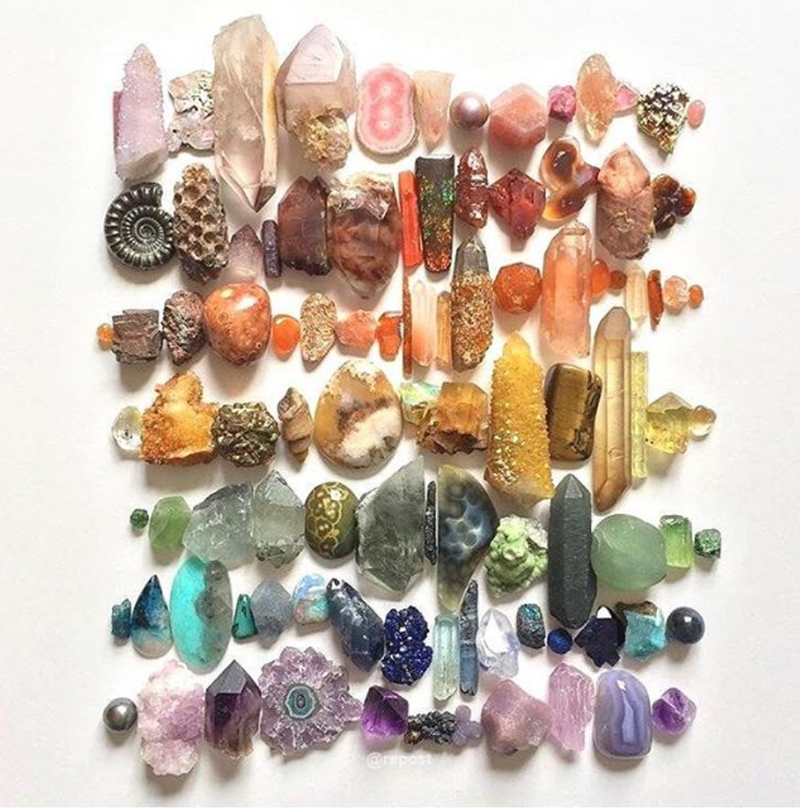 The Art of Crystal Healing