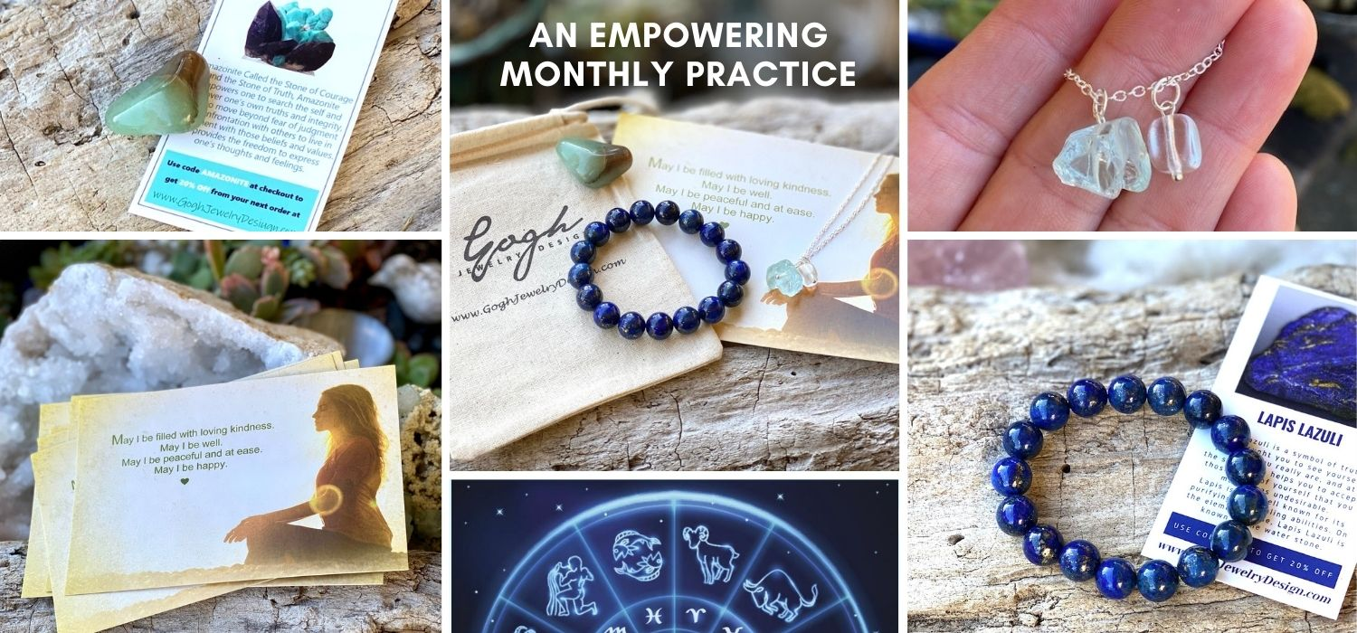 An empowering monthly practice