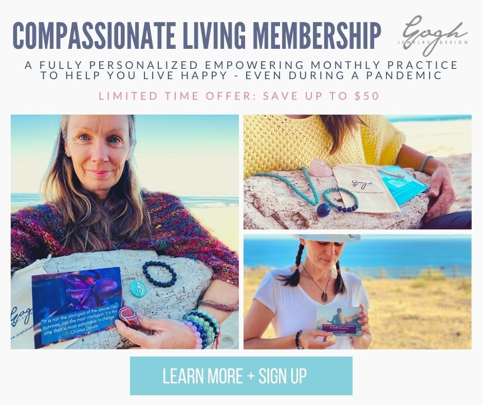 Compassionate Living Monthly Practice
