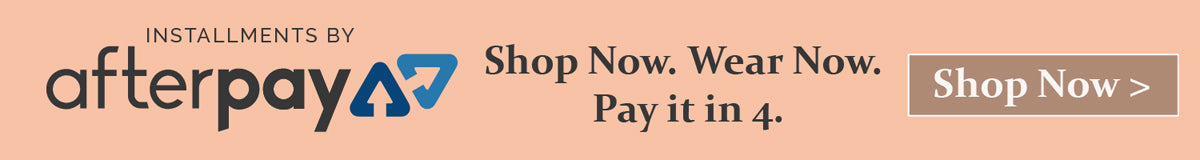 Shop Now. Wear Now. Pay Later.