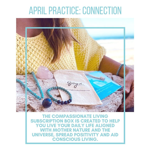Connect with Mother Earth - Compassionate Living Practice Box