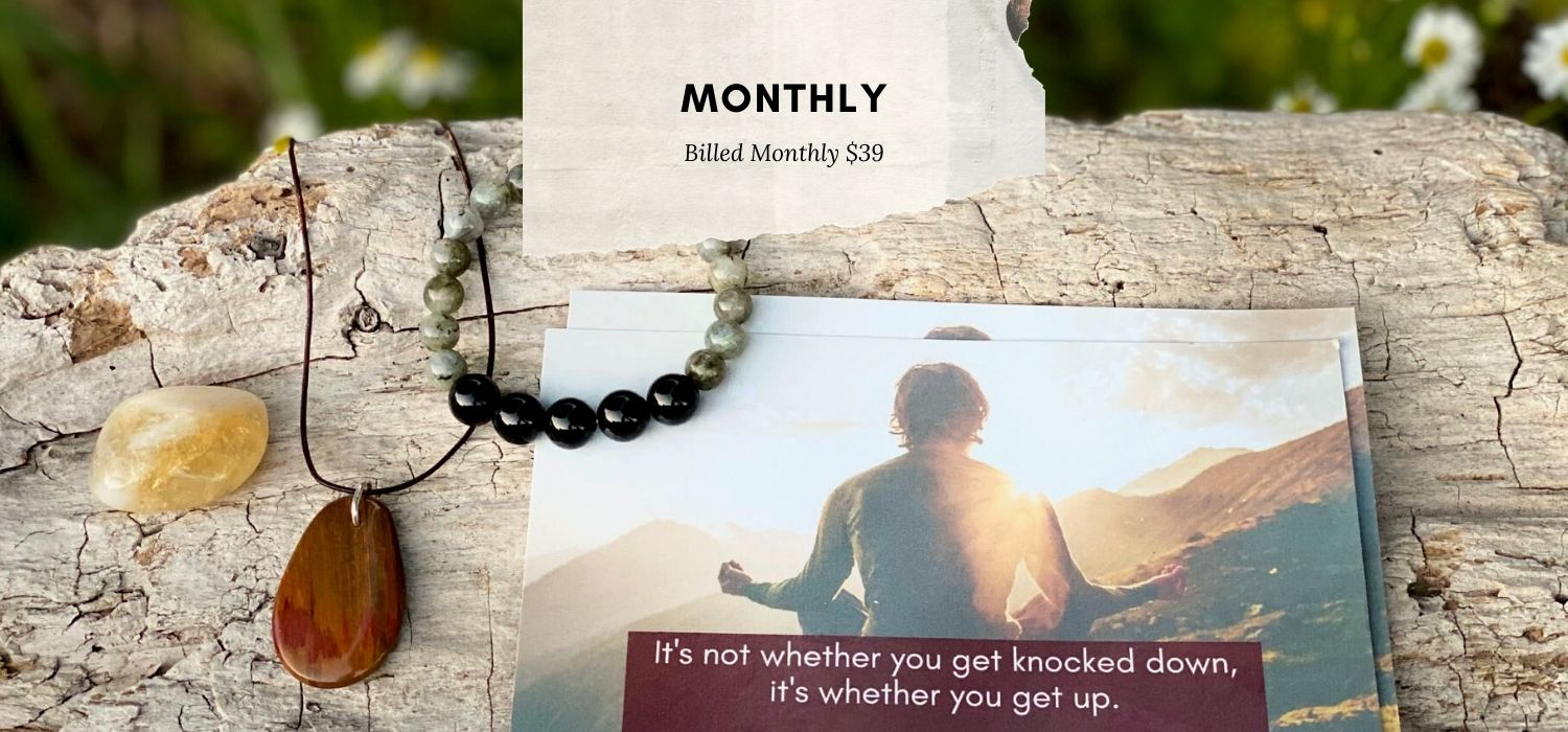 Compassionate Living Box - Monthly Billing