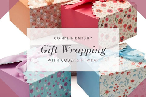 Complimentary Gift Wrapping