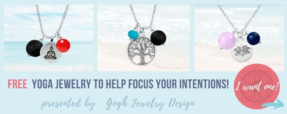 Enjoy a FREE Yoga Necklace!