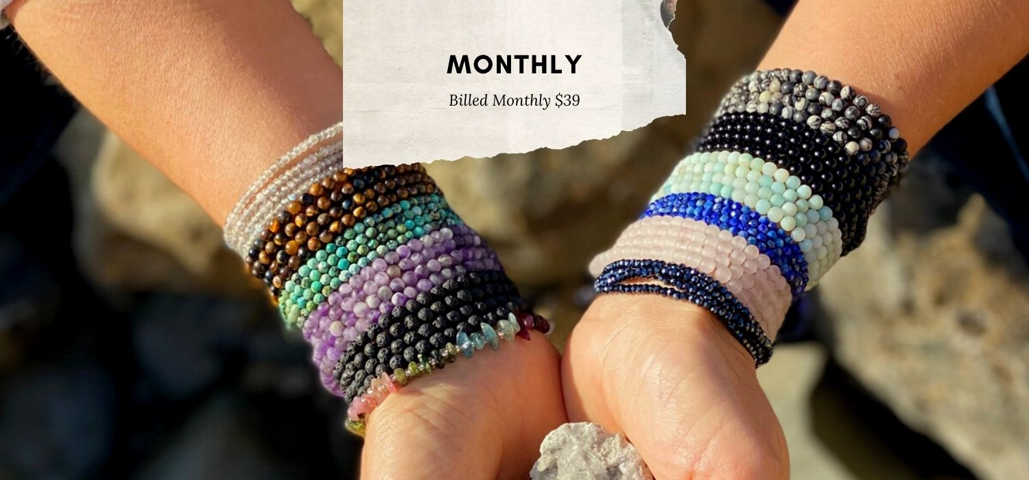 Connect with Mother Earth Wrap Club - Monthly Billing