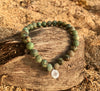 Enjoy the Journey African Turquoise Bracelet
