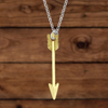 Arrow Necklace to Help Achieve Your Goals