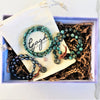 Superstars Set: Best Selling Mermaid Soul Bracelet, Turquoise Octopus Wrap and Enjoy the Journey Wrap Bracelet Trio.