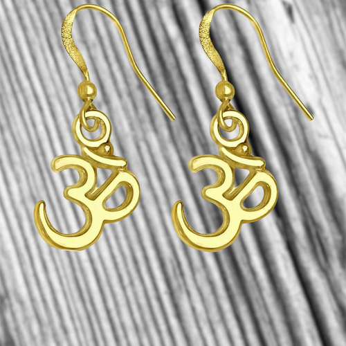 Ohm Yoga Earrings