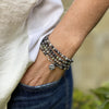 Jasper Wrap Bracelet against Negativity