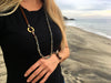Gold Labradorite Serenity Statement Jewelry