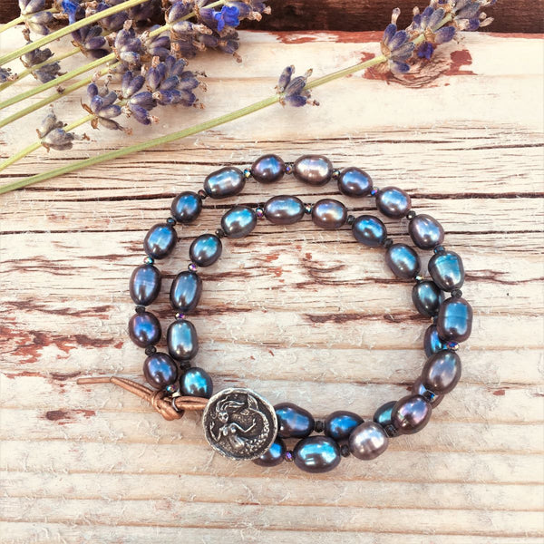 Mermaid Soul Wrap Bracelet