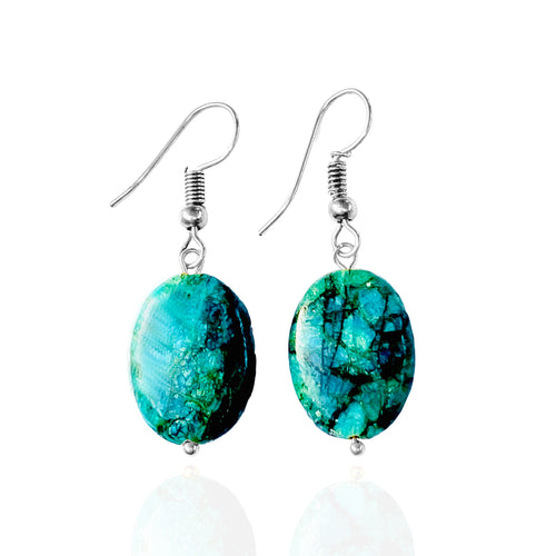 Opal Earrings to Encourage Your Independence