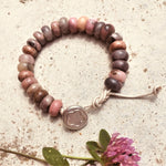 Jasper Bracelet for Connecting Your Mind Body and Spirit