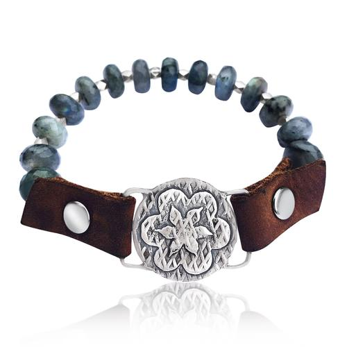 I ChooseLabradorite Happiness Visualization Bracelet