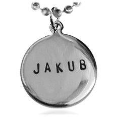 Extra Name Charm (Silver)