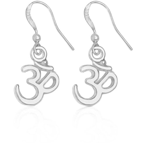 OHM Yoga Earring