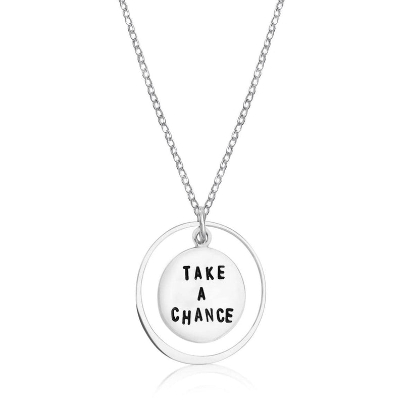 Take a Chance Necklace
