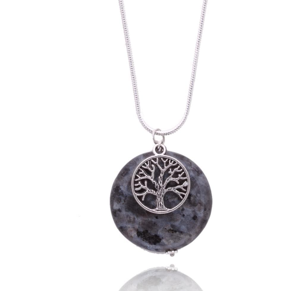life necklaces necklace zoom cubic zirconia pendant of simply silver jewellery sterling tree