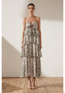 Shona Joy - Marea Tiered Maxi Dress (10)