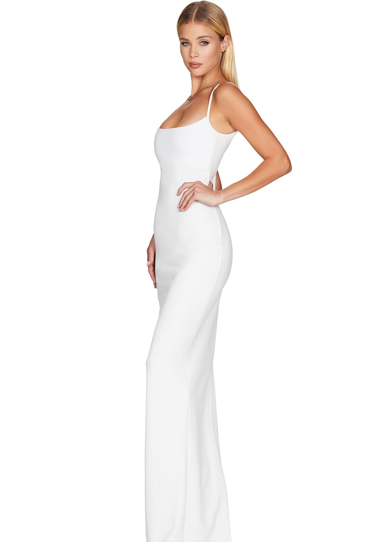 NOOKIE - Bailey Gown Ivory (8)