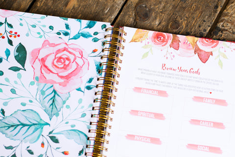 2021 sol planners for entrepreneurial women