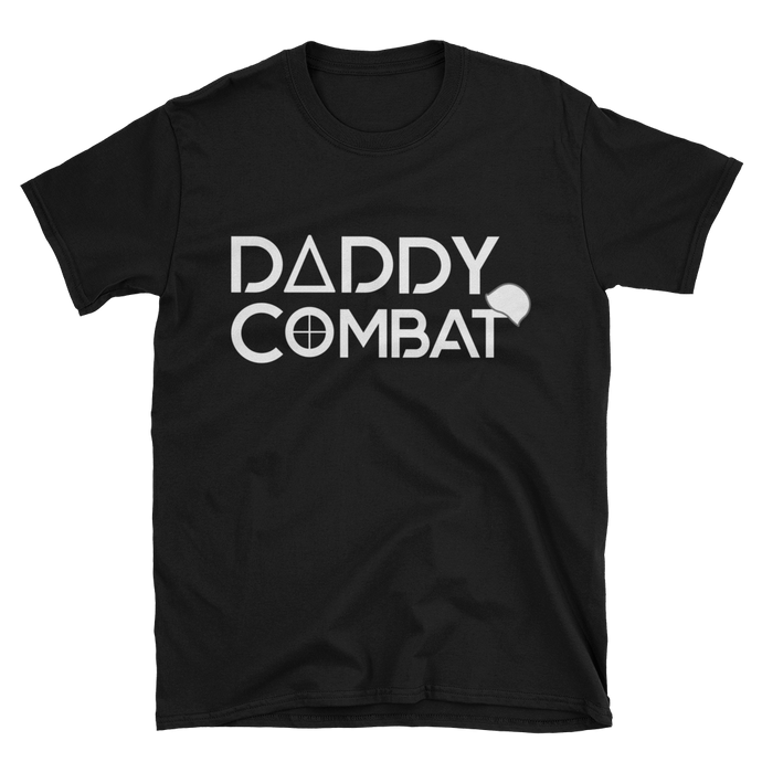 Daddy Combat Short-Sleeve Unisex T-Shirt
