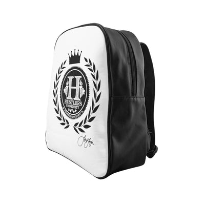 Life of Loungin Backpack Black Print - Life of Loungin