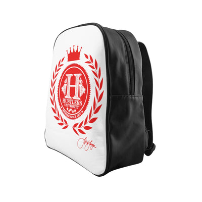 Life of Loungin Backpack Red Print - Life of Loungin