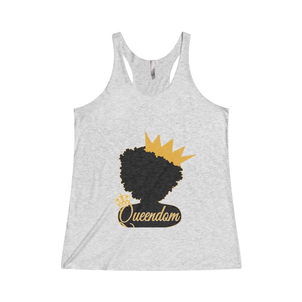 Queendom Racerback Tank - Life of Loungin