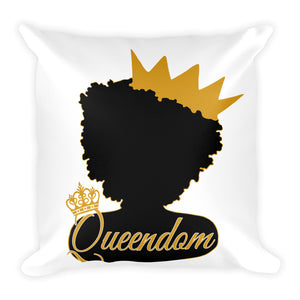 Queendom Pillow - Life of Loungin
