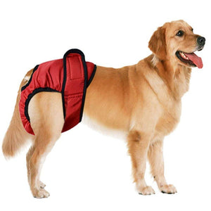 Reusable Washable Dog Diaper Shorts