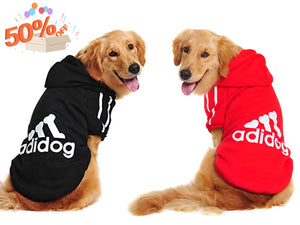 Dog Hoodies XS to 9XL