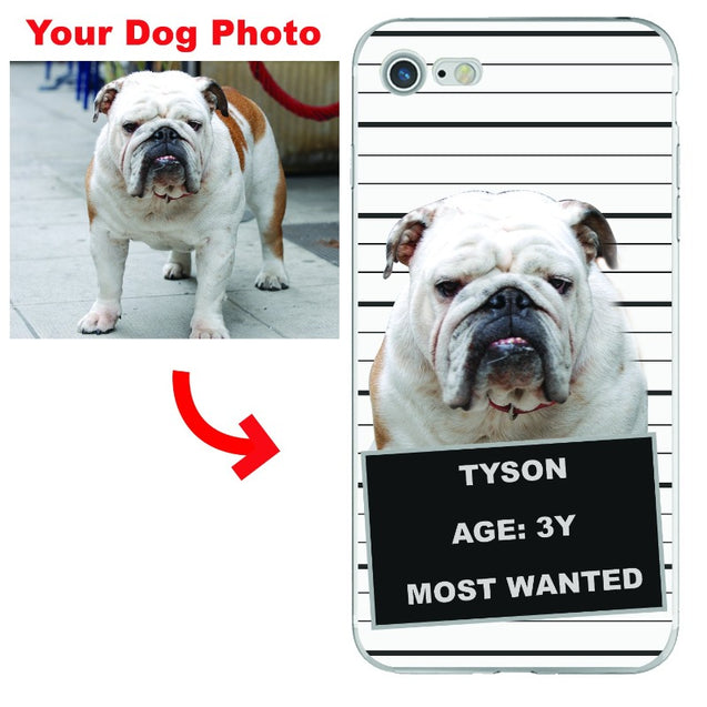 Personalized Dog Phone Case