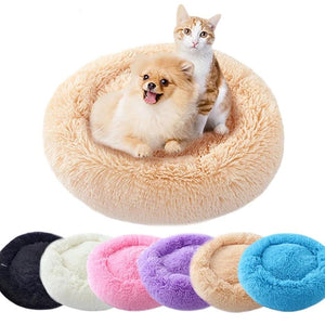 Faux Fur Bed
