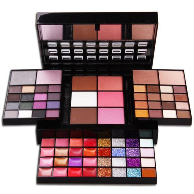 74 Color Eyeshadow Palette