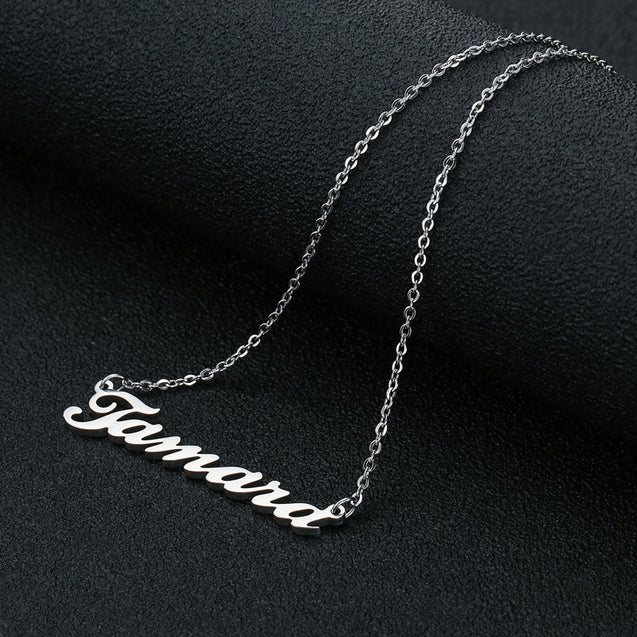 Fashion Style - Personalized Necklace