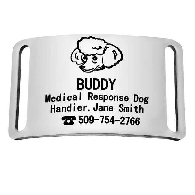 Engraved Pet ID