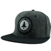 Badge Flat Cap