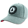 Badge Curved Cap