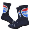 "Pedal 6"" Trail Sock (Mis-Knit)"