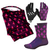 NEAF HLT Whitaker Grape Juice Buff/Glove/Sock Bundle