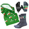 Mtn Bike Buff/Glove/Sock Bundle
